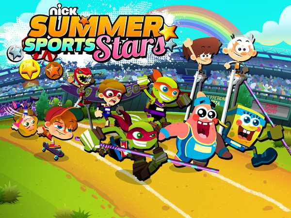 Nickelodeon: Summer Sports Stars