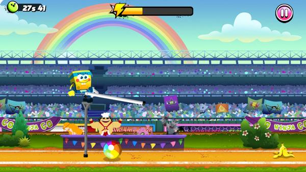 Summer Sports Stars Screenshot Picture