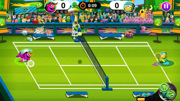 Tennis Stars Screenshot Picture