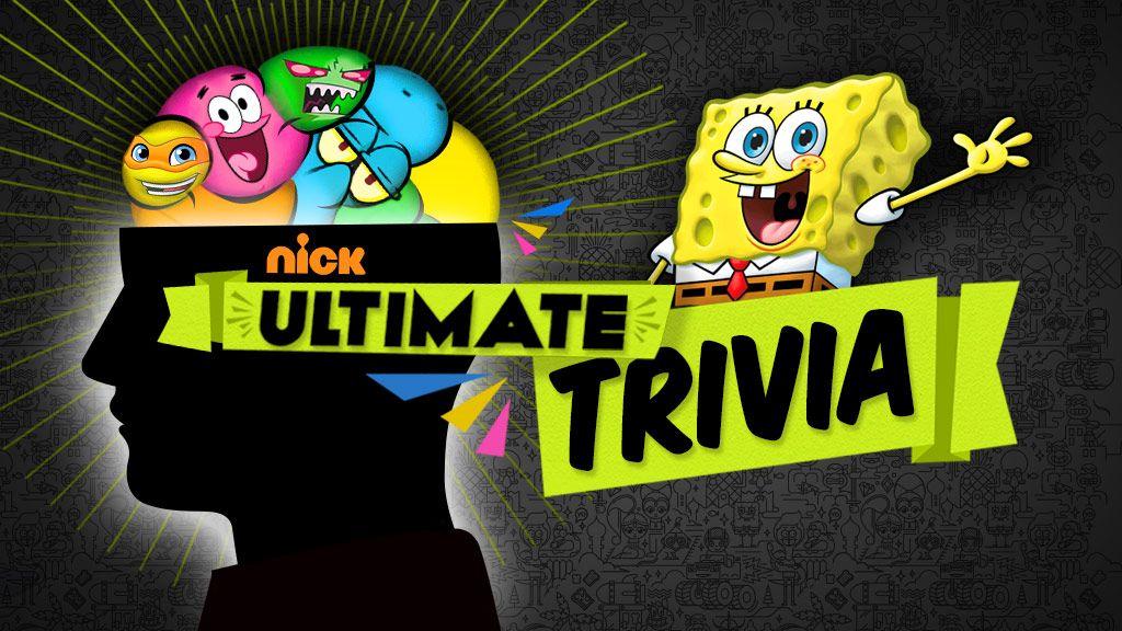 nickeldeon ultimate trivia quiz game