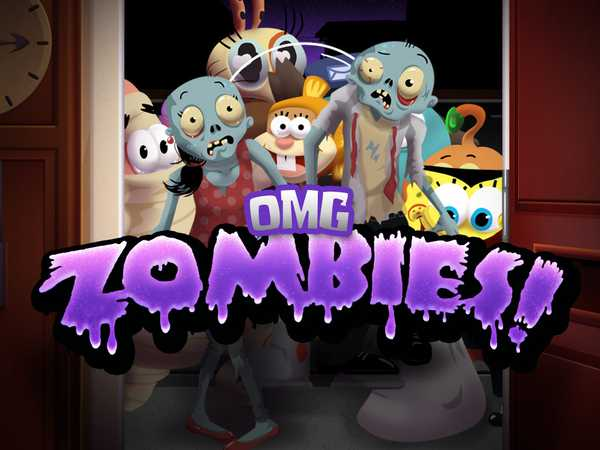 Nickelodeon: OMG...Zombies!