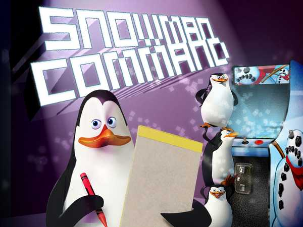 The Penguins of Madagascar: Snowman Command