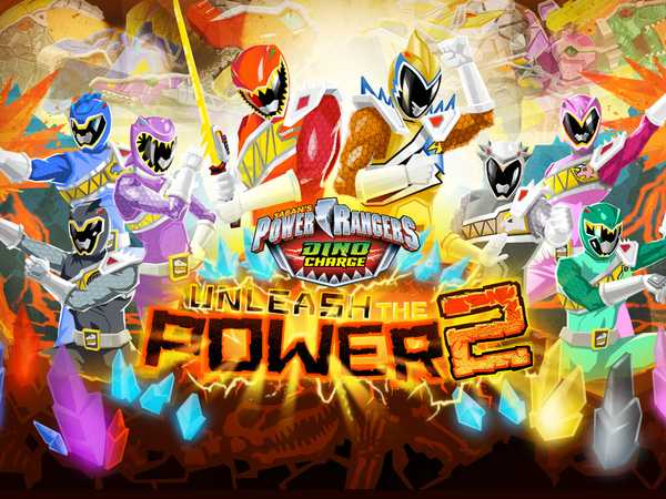 Power Rangers Dino Charge: Unleash The Power 2