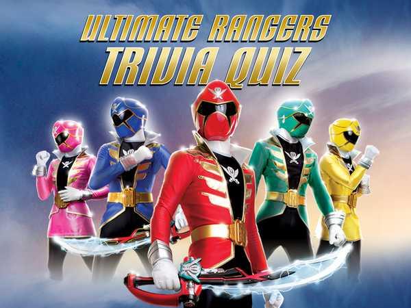 Power Rangers Ultimate Trivia Quiz