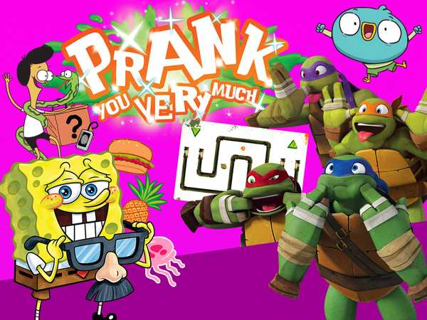 Promo type 1: prank-you-very-much-sanjay-breadwinners