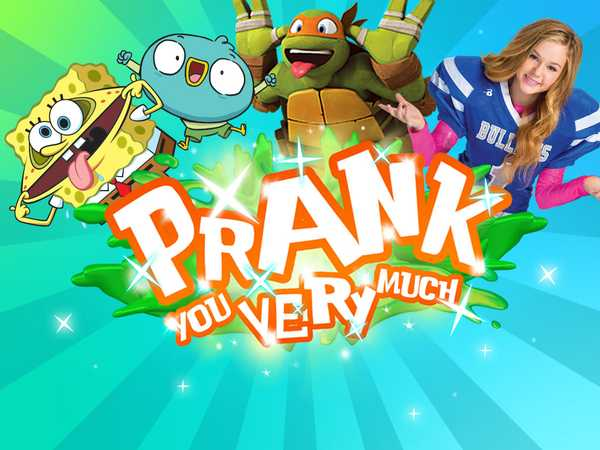 Nick: Prank You Very Much