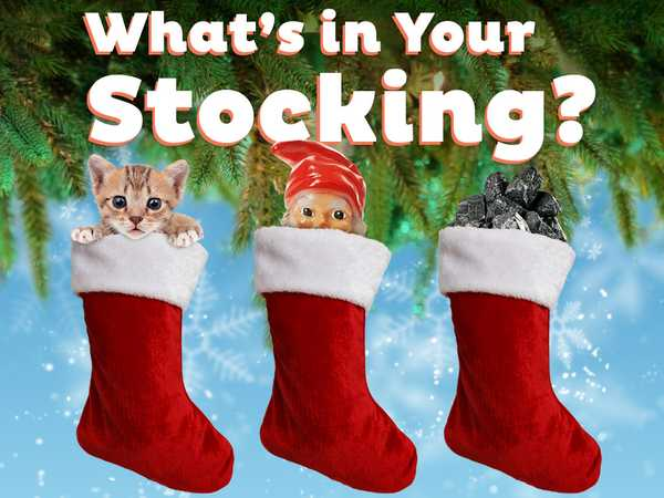 Nickelodeon: Whats In Your Stocking?