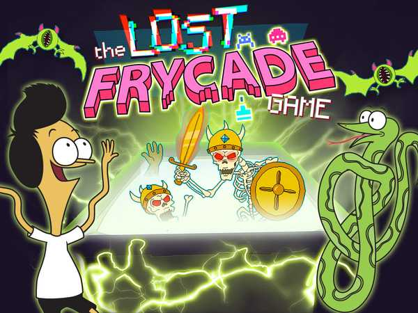 Promo type 1: Sanjay and Craig: The Lost Frycade
