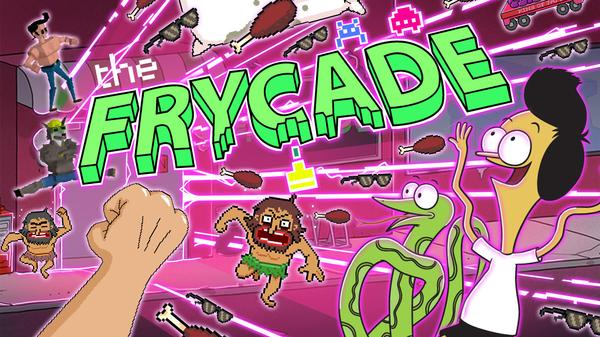 The Frycade Featured Image