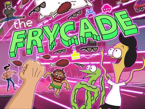 Sanjay and Craig: The Frycade