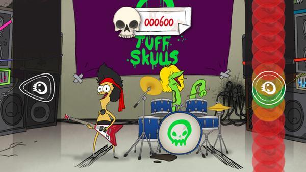Tuff Skull Heroes Screenshot Picture