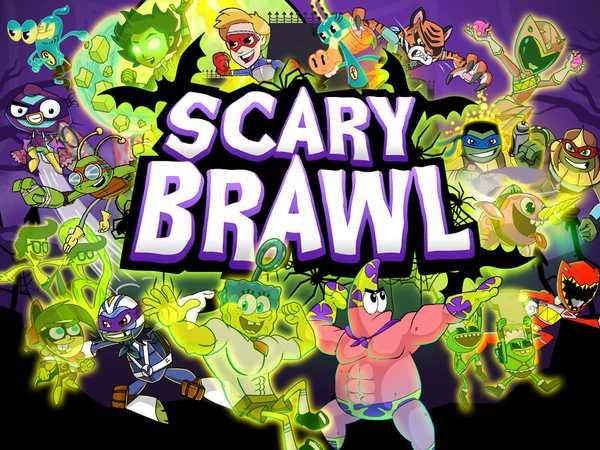 Nickelodeon: Scary Brawl