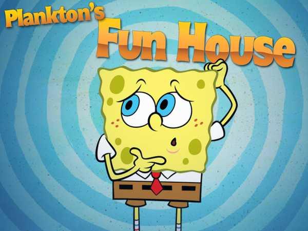 SpongeBob SquarePants: Plankton's Fun House