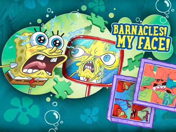 Spongebob SquarePants: Barnacles! My Face!