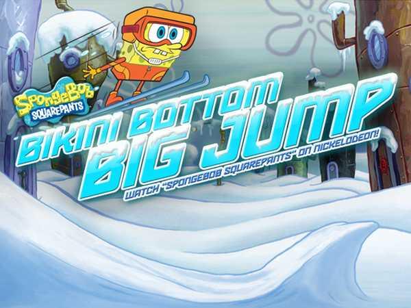 SpongeBob SquarePants: Bikini Bottom Big Jump