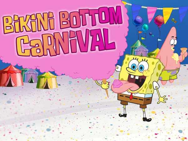 SpongeBob: Bikini Bottom Carnival Part One