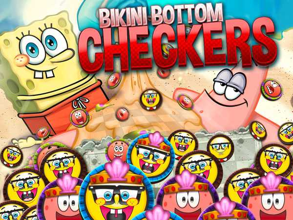 SpongBob SquarePants: Bikini Bottom Checkers