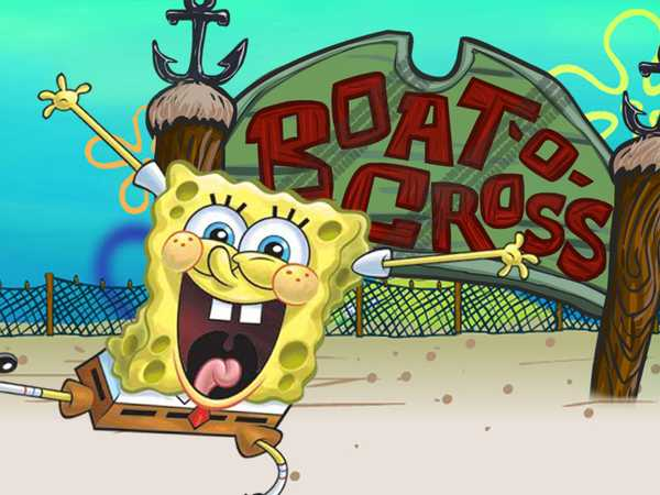 SpongeBob SquarePants: Boat-o-Cross
