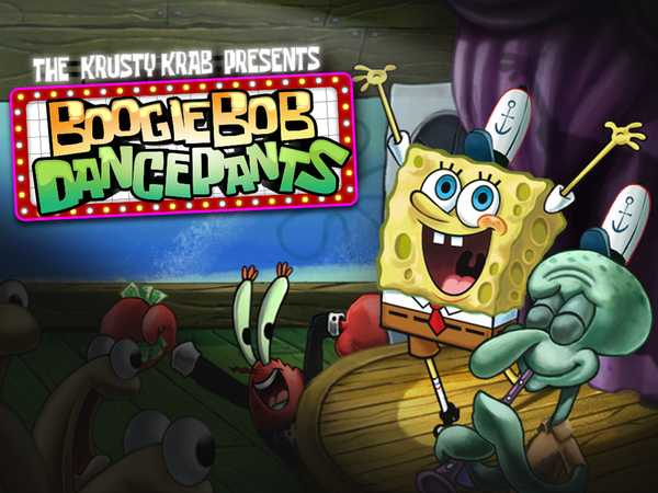 SpongeBob SquarePants: BoogieBob DancePants