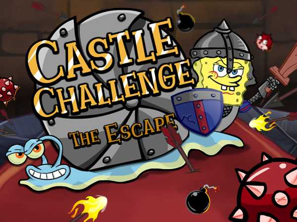 SpongeBob SquarePants: Castle Challenge - The Escape