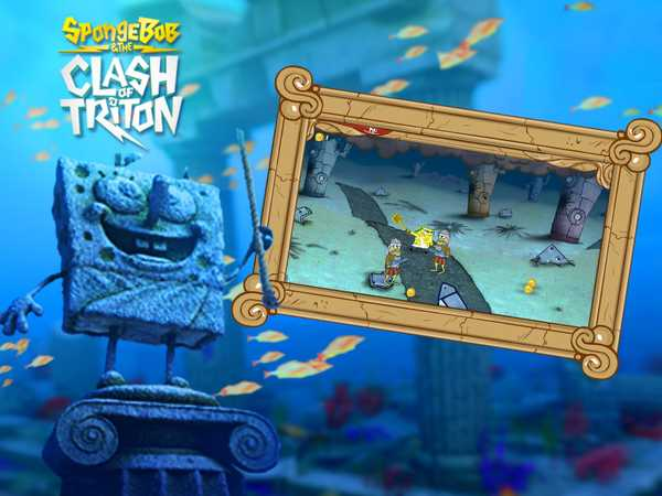 SpongeBob SquarePants: Clash of Triton