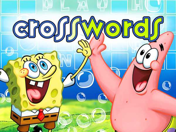 SpongeBob SquarePants: Crossword Puzzle