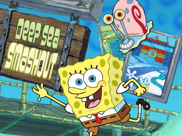 SpongeBob SquarePants: Deep Sea Smashout