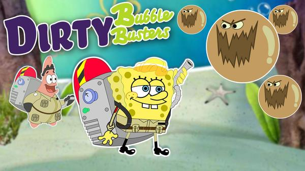 Dirty Bubble Busters Featured Image