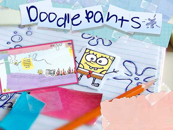 SpongeBob SquarePants: DoodlePants