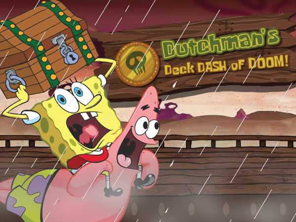 SpongeBob SquarePants: Dutchman's Deck Dash of Doom!