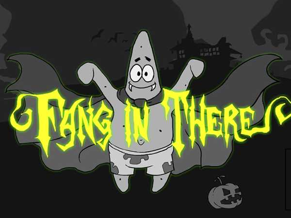 SpongeBob SquarePants: Fang In There!