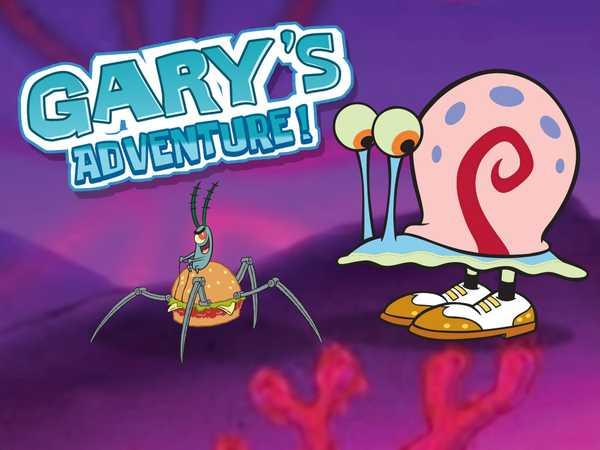 SpongeBob SquarePants: Gary's Adventure