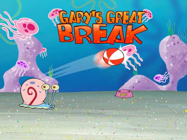 SpongeBob SquarePants: Gary's Great Break
