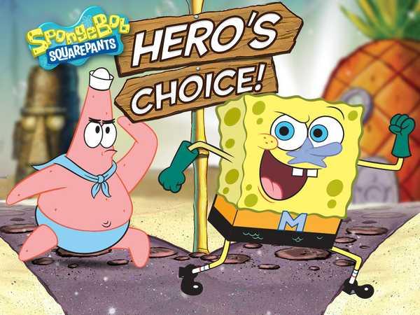 SpongeBob SquarePants: Hero's Choice