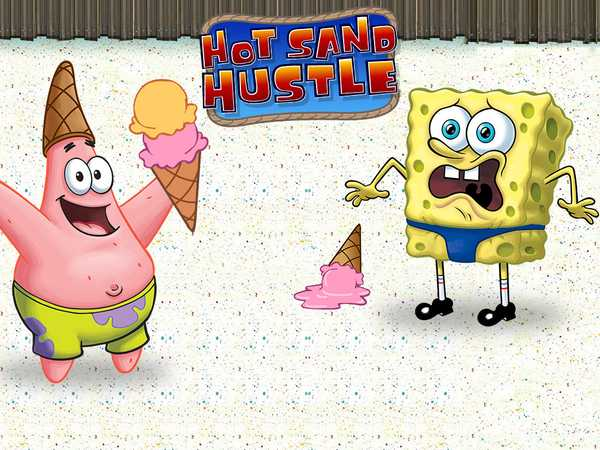 SpongeBob SquarePants: Hot Sand Hustle