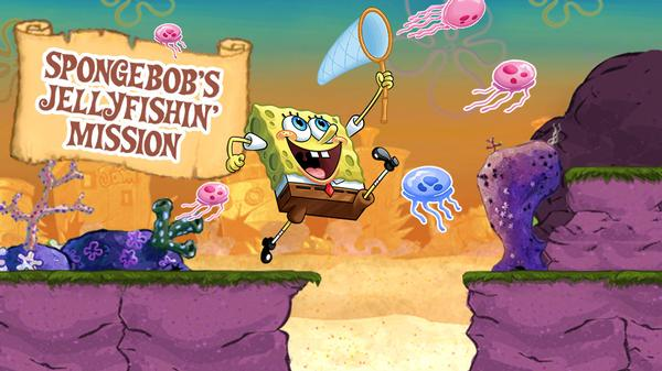 SpongeBob's Jellyfishin' Mission Featured Image
