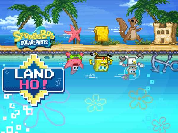 SpongeBob SquarePants: Land HO!