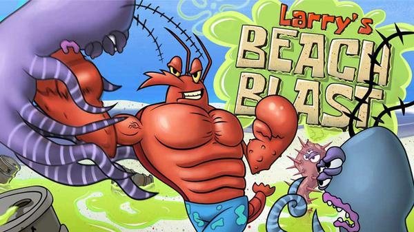 Larry's Beach Blast Featured Image