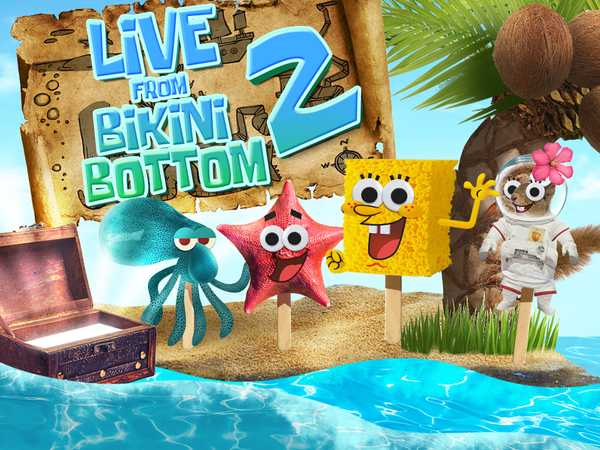SpongeBob SquarePants: Live From Bikini Bottom 2