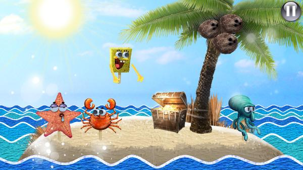 Spongebob Squarepants Live From Bikini Bottom Funny Game