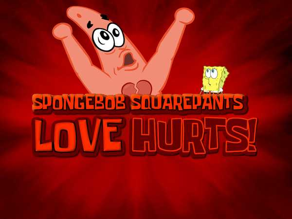 SpongeBob SquarePants: Love Hurts!