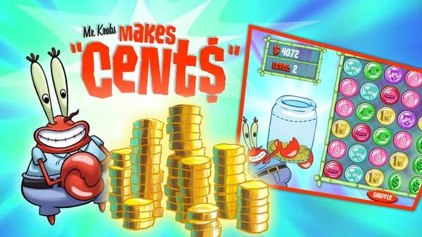 Mr. Krabs Makes Cents Featured Image
