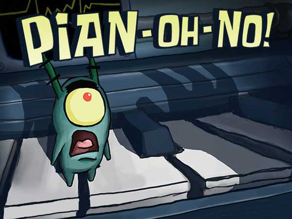 SpongeBob SquarePants: Pian Oh No!
