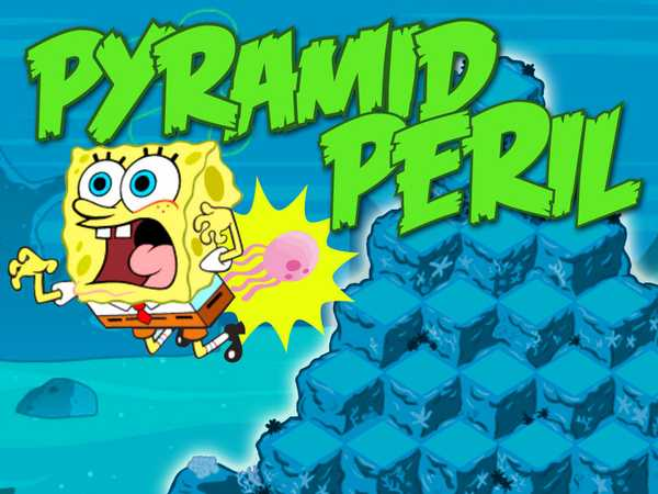 SpongeBob SquarePants: Pyramid Peril