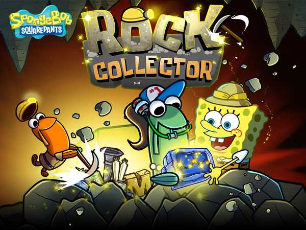 Type 1: SpongeBob Rock Collector