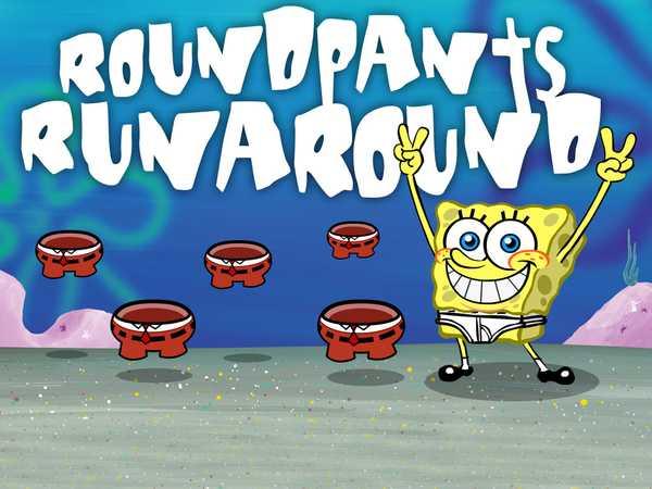 SpongeBob SquarePants: RoundPants Runaround