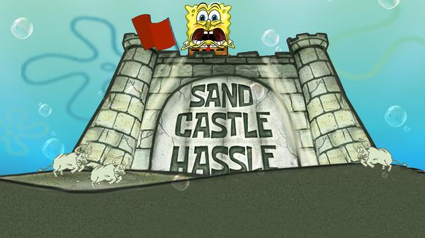 Sand Castle Hassle Featured Image