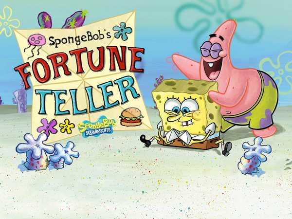 SpongeBob SquarePants: SpongeBob's Fortune Teller