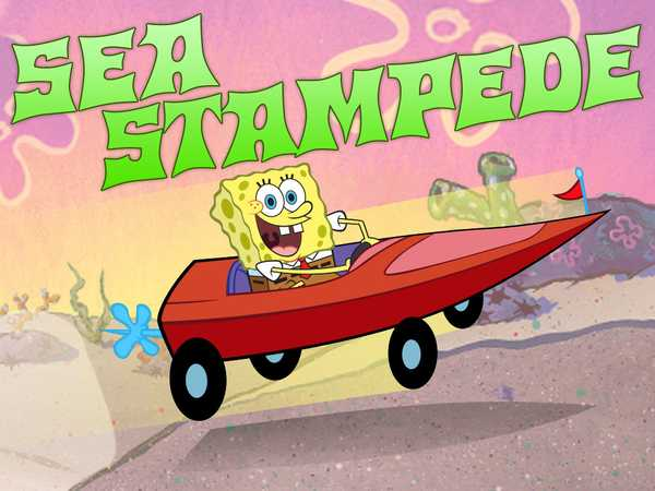 SpongeBob SquarePants: Sea Stampede