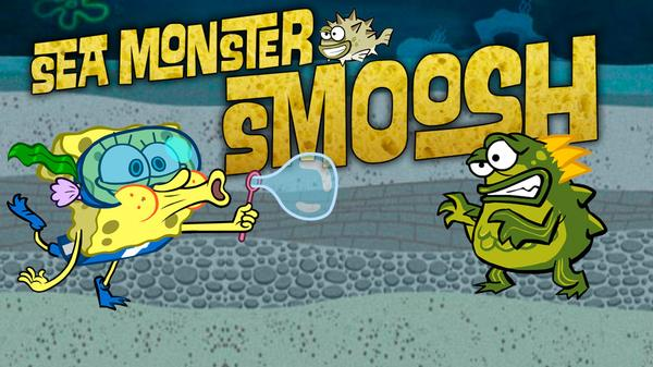 Sea Monster Smoosh Featured Image